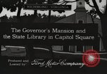Image of State Capitol Richmond Virginia USA, 1917, second 1 stock footage video 65675066838
