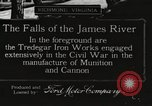 Image of James River Richmond Virginia USA, 1917, second 1 stock footage video 65675066842