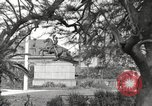 Image of statues New Orleans Louisiana USA, 1917, second 11 stock footage video 65675066846