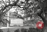 Image of statues New Orleans Louisiana USA, 1917, second 12 stock footage video 65675066846