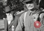Image of American Civil War veterans Vicksburg Mississippi USA, 1917, second 7 stock footage video 65675066852