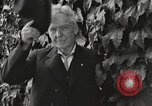 Image of Luther Burbank Santa Rosa California USA, 1917, second 4 stock footage video 65675066854