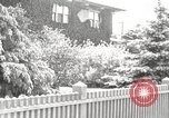 Image of Luther Burbank Santa Rosa California USA, 1917, second 6 stock footage video 65675066854