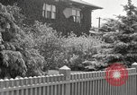 Image of Luther Burbank Santa Rosa California USA, 1917, second 10 stock footage video 65675066854