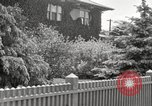 Image of Luther Burbank Santa Rosa California USA, 1917, second 12 stock footage video 65675066854