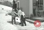 Image of school Pittsford Vermont USA, 1950, second 2 stock footage video 65675066856