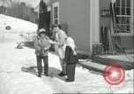 Image of school Pittsford Vermont USA, 1950, second 3 stock footage video 65675066856