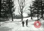 Image of school Pittsford Vermont USA, 1950, second 8 stock footage video 65675066856