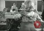 Image of school Pittsford Vermont USA, 1950, second 9 stock footage video 65675066857