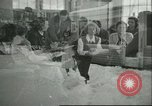 Image of school Pittsford Vermont USA, 1950, second 1 stock footage video 65675066858