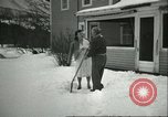 Image of school Pittsford Vermont USA, 1950, second 5 stock footage video 65675066858