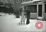 Image of school Pittsford Vermont USA, 1950, second 6 stock footage video 65675066858