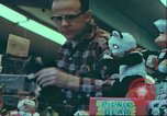 Image of windows of stores New York City USA, 1958, second 3 stock footage video 65675066864