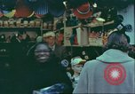 Image of windows of stores New York City USA, 1958, second 6 stock footage video 65675066864