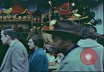 Image of windows of stores New York City USA, 1958, second 8 stock footage video 65675066864