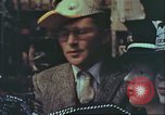 Image of windows of stores New York City USA, 1958, second 11 stock footage video 65675066864
