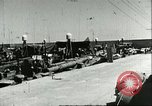 Image of harbor Palermo Sicily Italy, 1943, second 7 stock footage video 65675066867