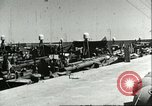 Image of harbor Palermo Sicily Italy, 1943, second 8 stock footage video 65675066867