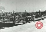 Image of harbor Palermo Sicily Italy, 1943, second 10 stock footage video 65675066867