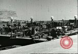 Image of harbor Palermo Sicily Italy, 1943, second 11 stock footage video 65675066867