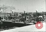 Image of harbor Palermo Sicily Italy, 1943, second 12 stock footage video 65675066867