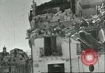Image of damaged buildings Sicily Italy, 1943, second 3 stock footage video 65675066868