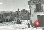 Image of damaged buildings Sicily Italy, 1943, second 6 stock footage video 65675066868