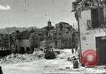 Image of damaged buildings Sicily Italy, 1943, second 7 stock footage video 65675066868