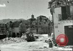 Image of damaged buildings Sicily Italy, 1943, second 9 stock footage video 65675066868