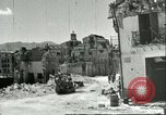 Image of damaged buildings Sicily Italy, 1943, second 10 stock footage video 65675066868