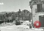 Image of damaged buildings Sicily Italy, 1943, second 12 stock footage video 65675066868