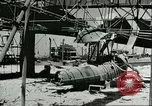 Image of damaged equipment Sicily Italy, 1943, second 2 stock footage video 65675066869