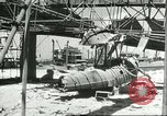 Image of damaged equipment Sicily Italy, 1943, second 5 stock footage video 65675066869
