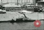 Image of damaged equipment Sicily Italy, 1943, second 7 stock footage video 65675066869