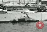 Image of damaged equipment Sicily Italy, 1943, second 8 stock footage video 65675066869