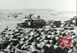 Image of barrels Sicily Italy, 1943, second 8 stock footage video 65675066875