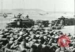 Image of barrels Sicily Italy, 1943, second 11 stock footage video 65675066875
