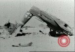 Image of damaged Nazi aircraft Sicily Italy, 1943, second 1 stock footage video 65675066878