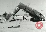 Image of damaged Nazi aircraft Sicily Italy, 1943, second 9 stock footage video 65675066878