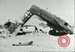 Image of damaged Nazi aircraft Sicily Italy, 1943, second 10 stock footage video 65675066878