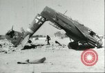 Image of damaged Nazi aircraft Sicily Italy, 1943, second 11 stock footage video 65675066878
