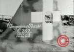Image of damaged Italian aircraft Sicily Italy, 1943, second 5 stock footage video 65675066879
