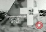 Image of damaged Italian aircraft Sicily Italy, 1943, second 7 stock footage video 65675066879