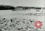 Image of wrecked Macchi MC 202 Sicily Italy, 1943, second 6 stock footage video 65675066881