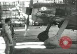 Image of Bullet-riddled Fw-190 aircraft Sicily Italy, 1943, second 2 stock footage video 65675066882