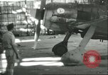 Image of Bullet-riddled Fw-190 aircraft Sicily Italy, 1943, second 3 stock footage video 65675066882