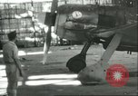 Image of Bullet-riddled Fw-190 aircraft Sicily Italy, 1943, second 4 stock footage video 65675066882