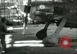 Image of Bullet-riddled Fw-190 aircraft Sicily Italy, 1943, second 7 stock footage video 65675066882