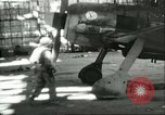 Image of Bullet-riddled Fw-190 aircraft Sicily Italy, 1943, second 8 stock footage video 65675066882