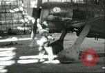 Image of Bullet-riddled Fw-190 aircraft Sicily Italy, 1943, second 9 stock footage video 65675066882